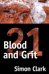 Front cover of Blood and Grit 21